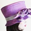 go to Spiral Sewn Taffeta Hat