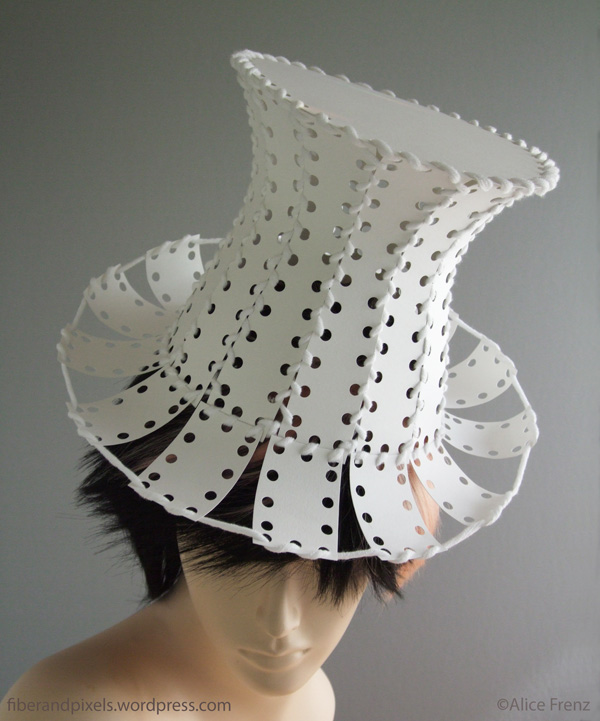 How to … make a top hat | Diy mad hatter hat, Crazy hat day, Paper hat | 721x600