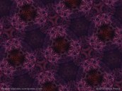 alice-frenz-furry-purple-and-plum-triangle-grid-pattern