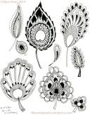 pattern-motif-sketchbook-decorative-leaves-feathers-alice-frenz-ink-2014-12-01-001