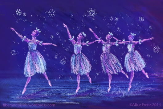 Dance of the Snowflakes