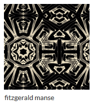 Fitzgerald Manse thumbnail from spoonflower