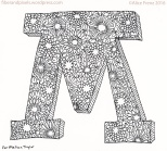 block-letter-m-hand-lettering-flowers-sketchbook-alice-frenz-05-15-2016-750x679-80