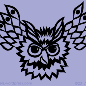 mountain-spirit-owl-alice-frenz-photoshop-repeat-pattern-design-600x400